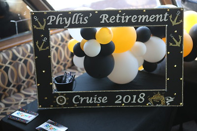 Phyllis' Retirement Party