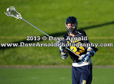 6/4/2013 - Boys Varsity Lacrosse - MIAA D1 East Qtr-Finals - Xaverian vs Needham