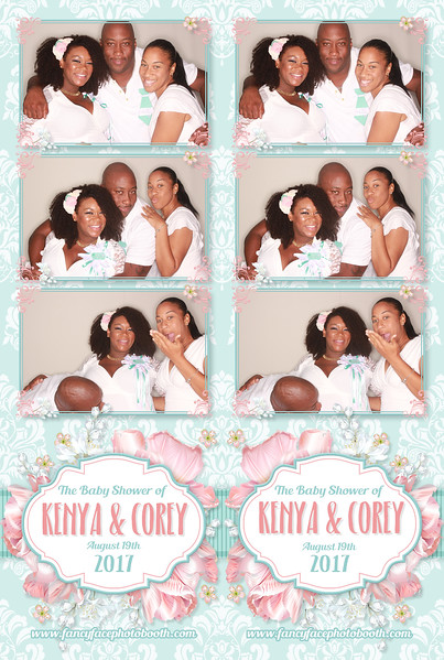 2017.08.19 Kenya & Corey Baby Shower
