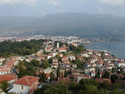 Ohrid Macedonia, 2003