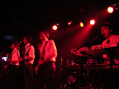 11/12/2005 The Double Door, Chicago, Il