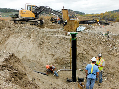 Redstone Community Water Supply Upgrades, Alexis Creek First Nation
