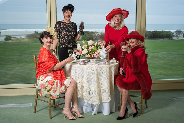 Cindy's Royal Tea Party