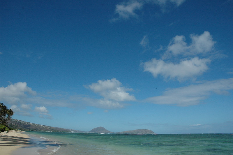 Hawaii - Kahala Beach-7.JPG