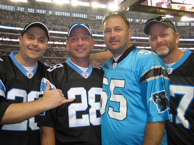 Panthers @ Cowboys September 28th 2009