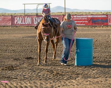 Fallon Barrel Racing