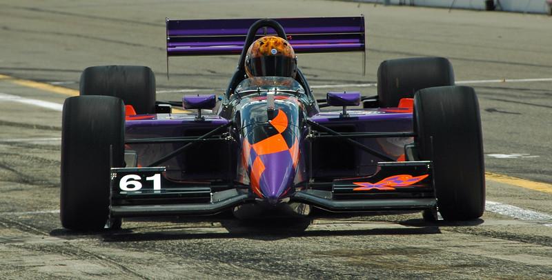 Ted Wenz / 1996 Reynard Champcar
