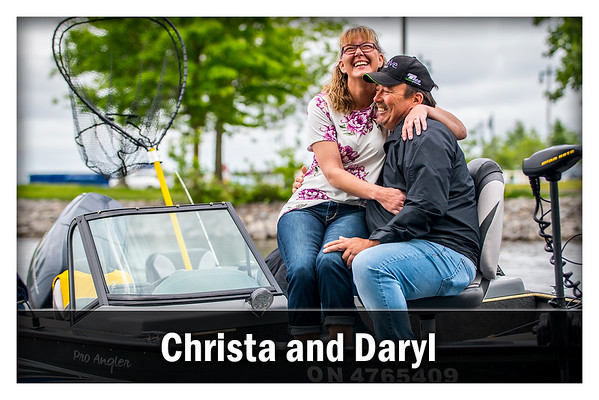 Christa and Daryl