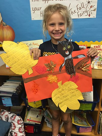 Fall Poetry Creations!