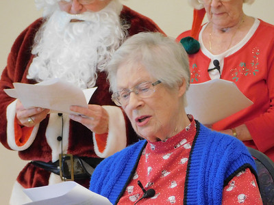 Readers Theatre presents 'Have a Holly Jolly Christmas'