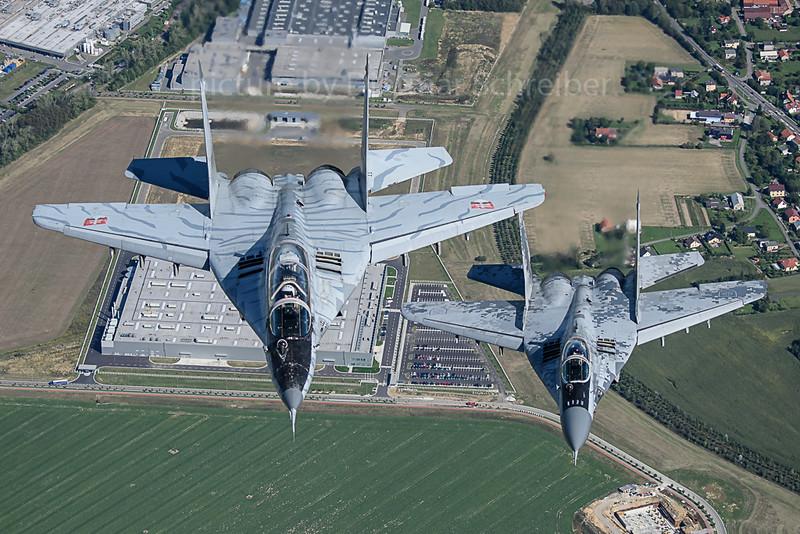 2017-09-14 1303 / 0921 Mig 29 Slovak Air Force