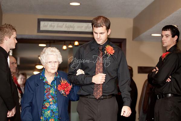 Ceremony - Sara and Mark