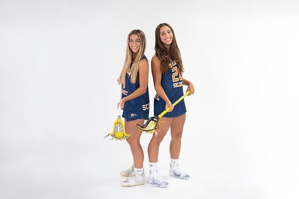 Edit Selections for Sophia and Chiara Lacrosse
