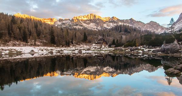 10 26 Triglav lakes hike