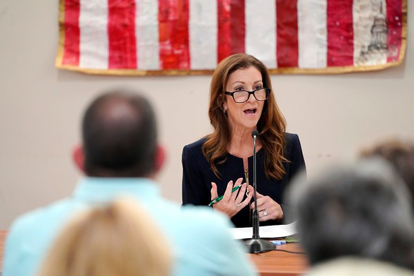 Pittsfield Educational Administrators Association Mayoral debate  - 101519