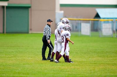 Tumwater HS vs. Montesano HS, 9th grade, September 23, 2013