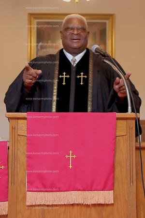 Pastor Carl Smith