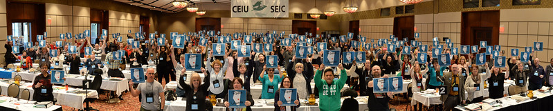 CEIU Trennial Convention 2017