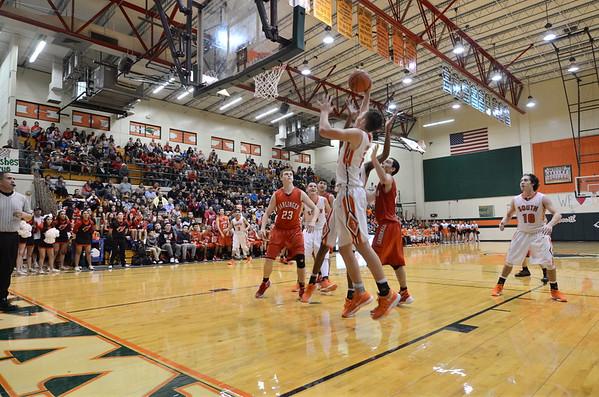 Boys Bird Bowl Basket Ball 2016