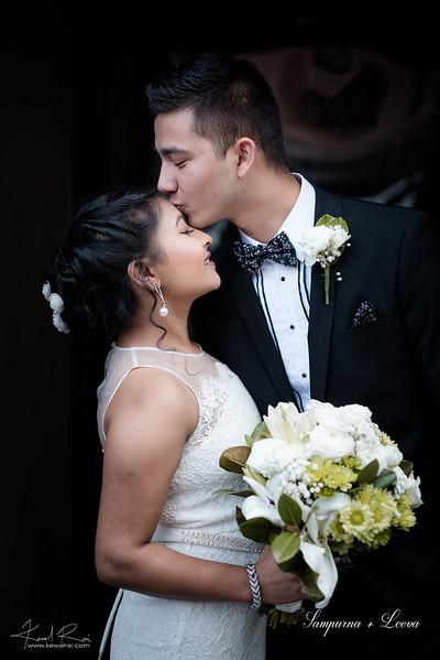Sampurna + Leeva Wedding - Print