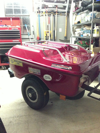 Motorcycle Trailer 2013