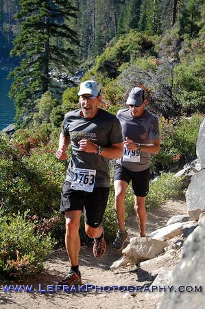 Emerald Bay Trail Run 2011