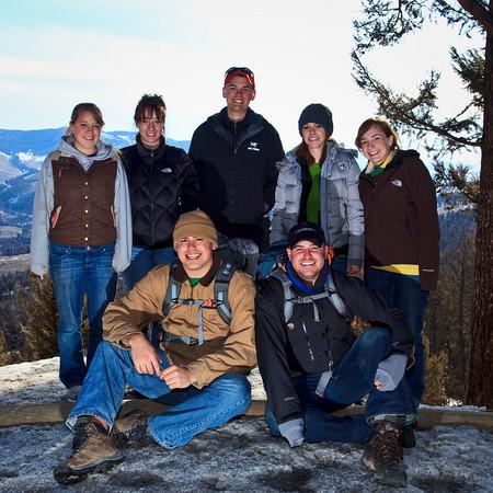 ART380 in Yellowstone (3.20-21.10)