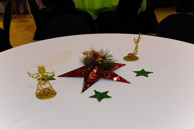 Christmas Banquet - 2012