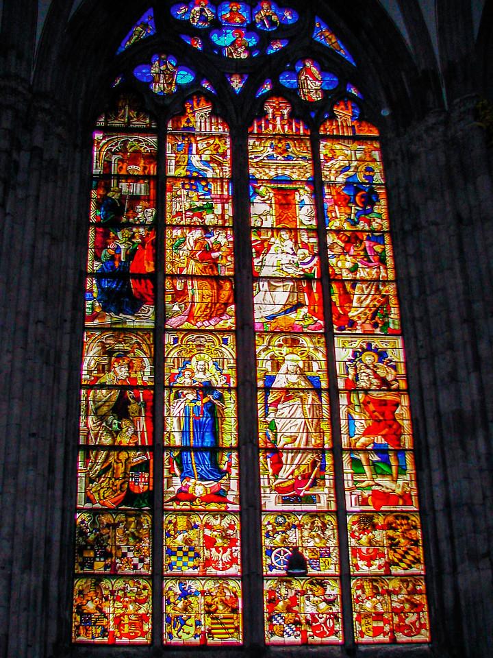 德国科隆大教堂,遥远记忆
