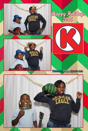 Circle K Christmas Party 12-15-2015