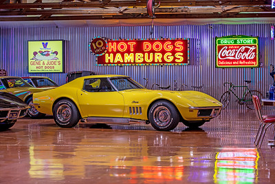 1969 Yellow Coupe L68
