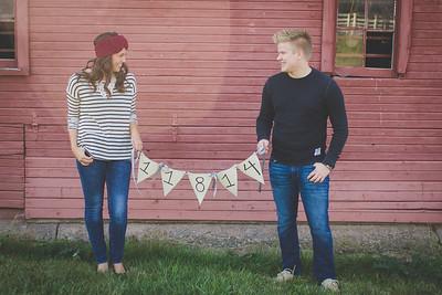 Allison & Matt - Engaged