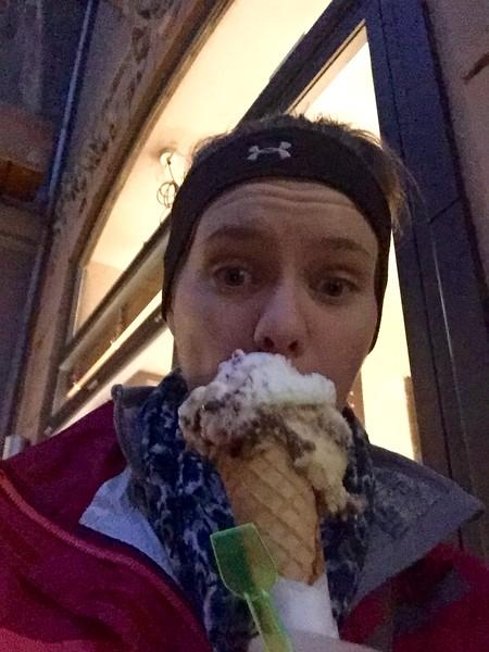 Ice cream from zvezda!