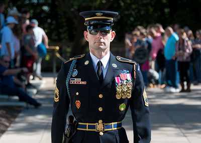 8. Tomb of the Unknown Soldier/Changing of the Guard