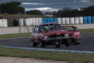 2016-05-01 Historic Touring Cars - Phillip Island - Victorian State Race Series
