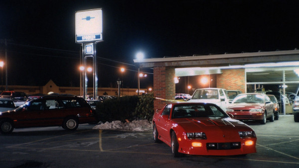 March 16 - 17, 1994:  Traded the Mustang for a Camaro Z28 .   .  .