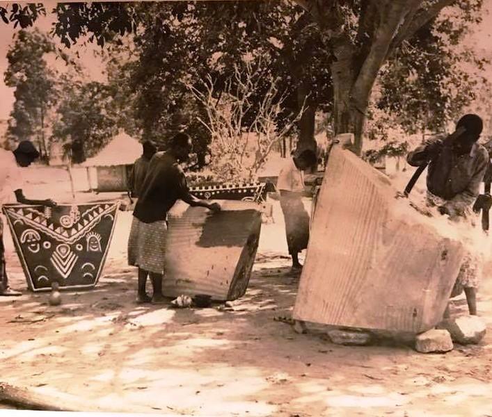 Construção do tchingufo, instrumento