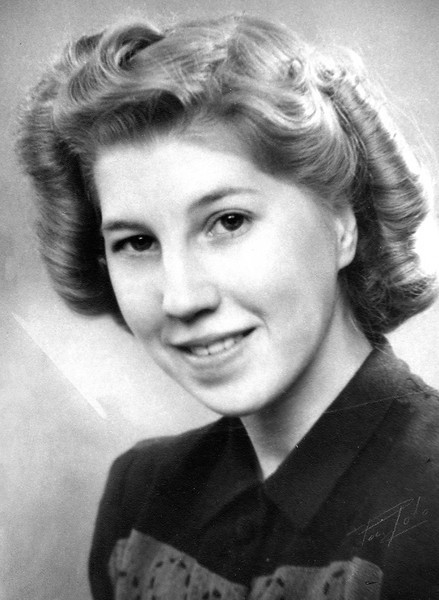 Ulla-Britta 1950'erne