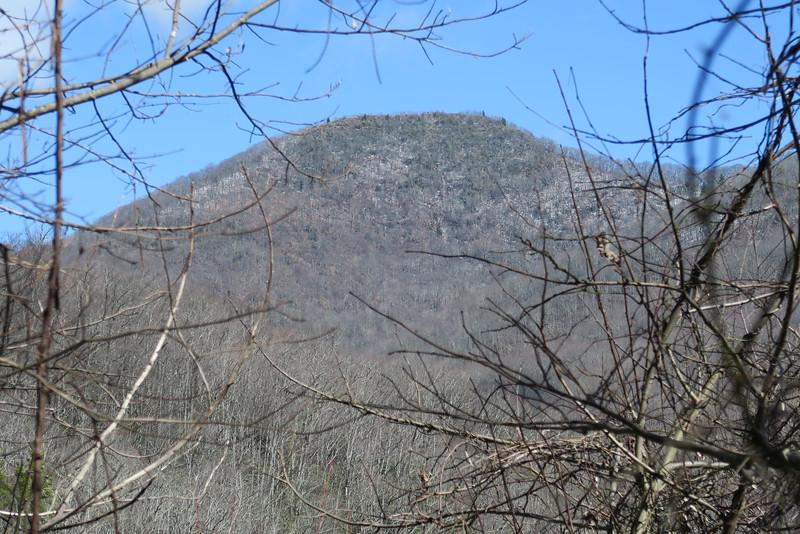 Pilot Mountain View - 3,480'