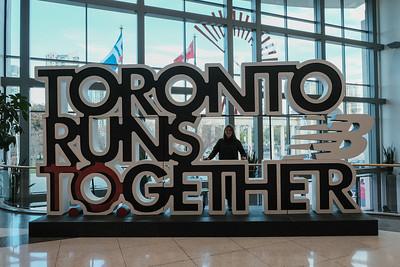 2019 - Toronto Marathon