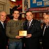 Kevin Mc Kernan receives the T.P. Murphy award, 06W52N79