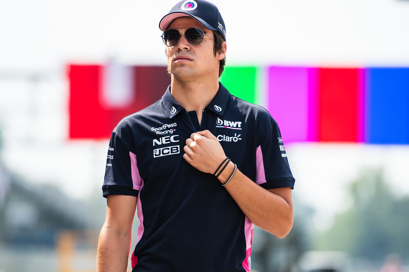 #18 Lance Stroll, SportPesa Racing Point F1 Team, Italy, 2019
