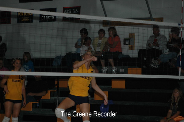 Volleyball at Janesville