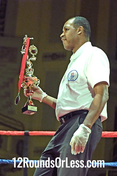 Bout 3 Ryzeemion Ford, Blue Gloves, Common Ground BC, Alliance -vs- Kamal Abdullah, Red Gloves, DNA Level C BC, Cleveland, 132 Lbs