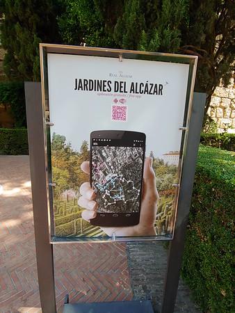 Sevilla, Spain - Real Alcazar