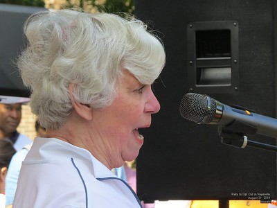 Opt Out Rally SPEAKERS Aug 31 2019 part 5