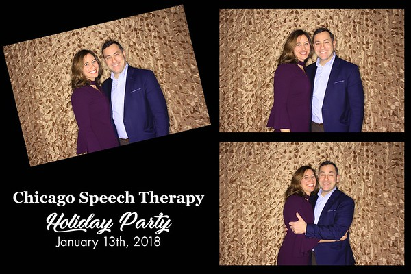 """Chicago Speech Therapy """"Holiday Party 2018"""""""