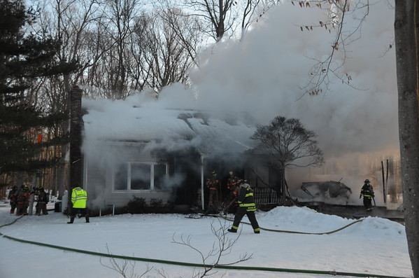 Gales Ferry 2nd Alarm 02-17-17