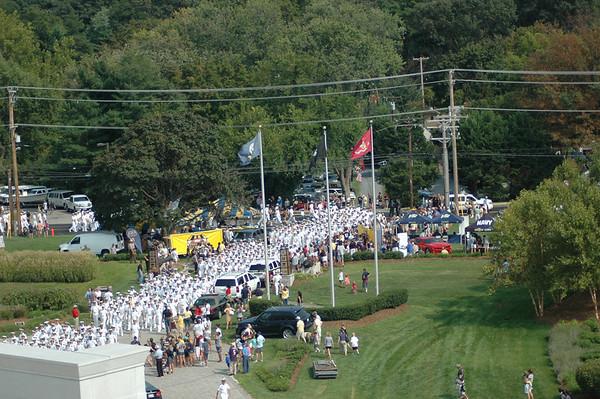 Navy Vs University of Delaware Football