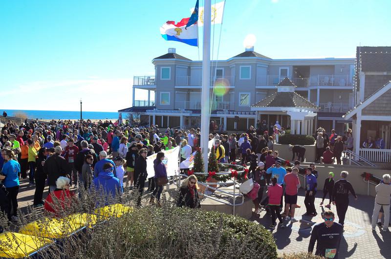 2013 Surfin' Snowman 5 Miler & 2 Miler Run/Walk